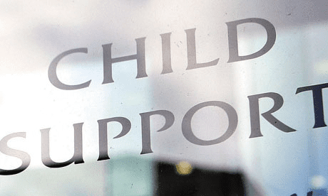 Child support order