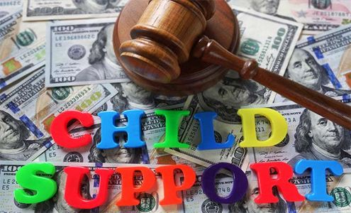 Did your lawyer run the child support guidelines?